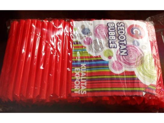 Straw Bubbel CM